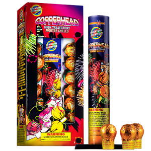 The perfect bang for your buck! Pyrotechnic masterpiece shells that have ultra high trajectory with fantastic bursts and colors.