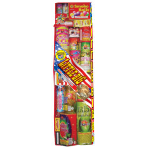Little Big is a great assortment with a good variety of items. With items like poppers and smoke for the kids and fountains and aerial items for the adult, it has a little bit of everything for everyone. SKU# 80525300405 Case Packaging: 6/1  - See more at: http://www.jakesfireworks.com/little-big.html#sthash.YphGdO6b.dpuf