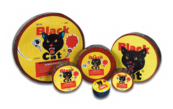 "Black Cat firecrackers have proven themselves to be the highest quality and ""the best you can get."" - See more at: http://www.blackcatfireworks.com/fireworks/firecrackers/bc-101-r/#sthash.c3T3dVUI.dpuf"