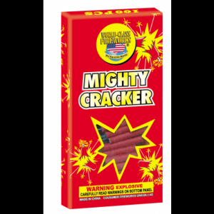 Boomer Mighty Crackers are made at select factories with a history of quality and performance. Our Wonder Boy Firecrackers are made with the highest quality powders, packed clay, and waterproof fuses. Our manufacturing and testing process ensures the loudest bang, predictable fuse burn time with the lowest number of duds in this product category. Our Mighty Crackers have excellent packaging with a see through window with vibrant red, and white colors with an eye catching label. - See more at: http://www.jakesfireworks.com/firecrackers/boomer-might-cracker-wonderboy.html#sthash.y8QEP5zC.dpuf