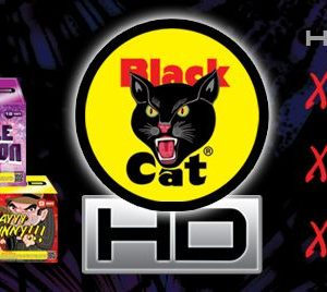 Black Cat HD Fireworks